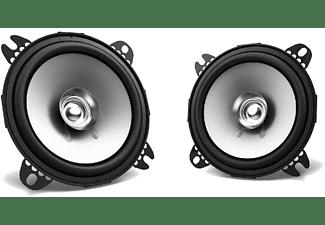Altavoces coche - Kenwood KFC-S1056, 220 W, 2 vías, 88 dB, 10 cm, Negro