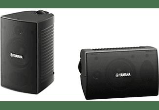 Altavoces de exterior - Yamaha NS-AW 194, Potencia nominal de 30 W, Resistentes al agua y al sol,