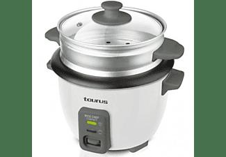 Arrocera - Taurus RICE CHEF COMPACT Potencia 300W, Capacidad de 0,6L, Posibilidad de cocinar al