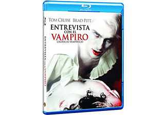 Entrevista con el Vampiro - Bluray - Edición 20 Aniversario