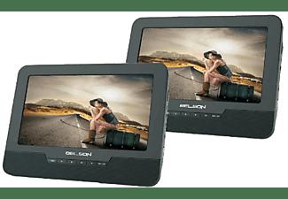 "DVD Portátil - Belson Dual 91 Doble pantalla de 9"""