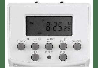 Temporizador - Hama 121951, Blanco