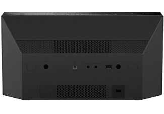 Microcadena - Sony CMT-X3CD Blanco, 20W, Lector CD, NFC, Bluetooth