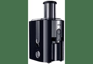 Licuadora - Braun J500 Potencia 900W, 2 velocidades, Depósito para pulpa de 2L, Incluye jarra