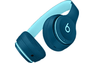 BEATS Solo3 Pop Collection, On-ear Kopfhörer Bluetooth Pop Blau
