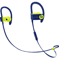 BEATS Powerbeats 3 Wireless - Pop Collection, In-ear Kopfhörer Bluetooth Blau/Gelb