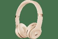 BEATS Solo3, On-ear Kopfhörer Bluetooth Satin Gold
