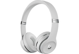BEATS Solo3 Wireless - Cuffie Bluetooth (On-ear, Argento satinato)