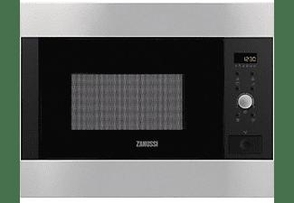 Microondas integrable - Zanussi ZBG26542XA Inox, 26 litros, Grill