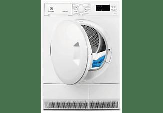 Secadora - Electrolux EDH3684PDE Bomba de calor, 8kg, Clase energética A+