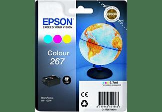 Cartucho tinta 3 colores - Epson 267 Singlepack Colour