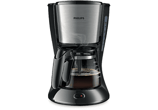 Cafetera de goteo - Philips HD 7435/20 Potencia 700W, Capacidad 0,6L, Jarra de cristal