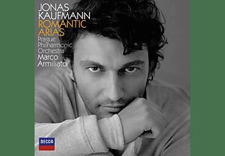 Jonas Kaufmann, Jonas/armiliato/prager Philharmoniker Kaufmann - Romantic Arias  - (CD)