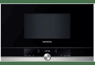 Microondas - Siemens - BF634LGS1, 900W, Acero inoxidable