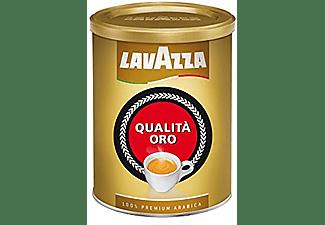 Café molido - Lavazza QUALITÀ ORO, espresso, arabica, 250 g.