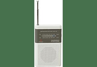 Radio portátil - Daewoo DRP-100W Blanco, Sintonizador analógico AM/FM