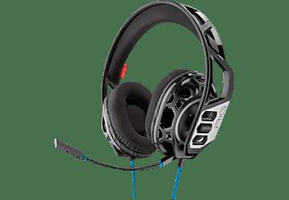 NACON RIG 300HS, Over-ear Kopfhörer Schwarz/Grau/Blau