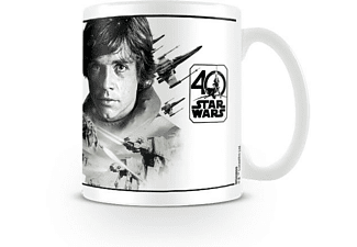 Taza - Sherwood Star Wars 40 aniversario, 325 ML