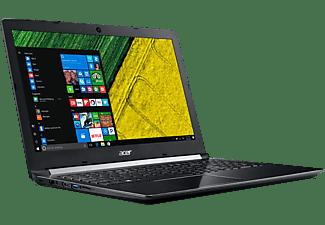 Portátil - Acer Aspire 5, A315-51-58QG, Intel® Core™ i5-7200U, 8GB, 1TB, W10, Negro