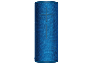 Altavoz inalámbrico - Ultimate Ears Boom 3 Blue Lagoon, Bluetooth, 90 dB, IP67, Azul
