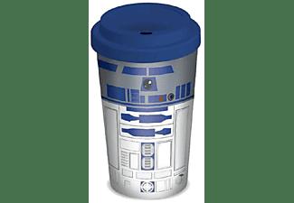 Taza de viaje - Sherwood, R2-D2, Star Wars