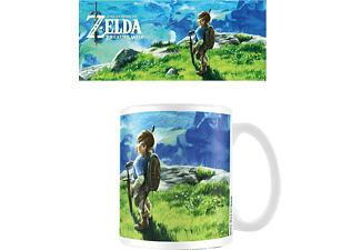 Taza - The Legend of Zelda: Breath of the Wild View
