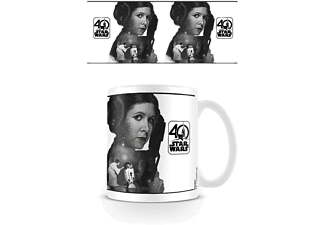 Taza - Star Wars 40 Aniversario, Princesa Leia