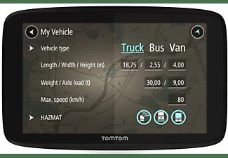 "GPS - TomTom GO Professional 620, 6"", Vehículos grandes, Europa, Bluetooth"