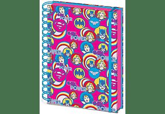 Libreta - Sherwood DC Comics Girls, A5
