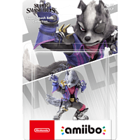 Wolf - amiibo Super Smash Bros. Collection