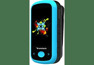 MP4 - Sunstech IBIZABT4GBBL, FM, 4 GB, MP3, AMV, JPG, Bluetooth, Micro USB