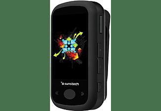 MP4 - Sunstech IBIZABT8GBBK, FM, 8GB, MP3, AMV, JPG, Bluetooth, Micro USB, Negro