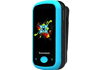 MP4 - Sunstech IBIZABT8GBBL, FM, 8 GB, MP3, AMV, JPG,Bluetooth, Micro USB
