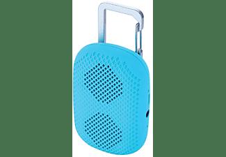 Altavoz inalámbrico - On-Earz P56, estéreo, 3W Azul