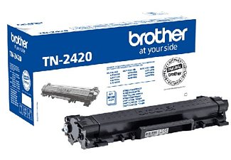 Tóner - Brother TN-2420, Negro