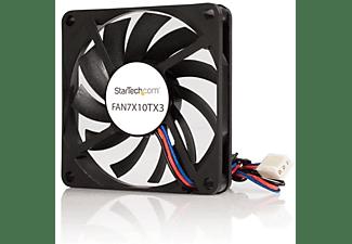 Ventilador - StarTech.com FAN7X10TX3 Ventilador para Gabinete con Rodamiento de Bolas  - 70mm