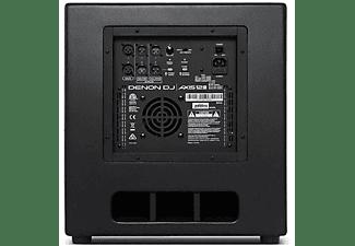 Subwoofer - Denon DJ Axis 12S, 1000W, Negro
