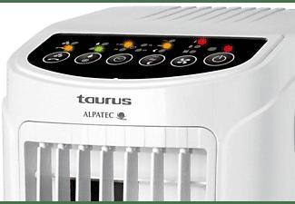 Climatizador - Taurus Air Cooler R750, Depósito 4 L, Temporizador, 3 velocidades