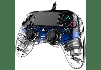 Mando - Nacon, PlayStation4, Color Cristal Azul
