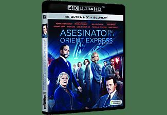 Asesinato en el Orient Express - Ultra HD 4K + Blu-ray