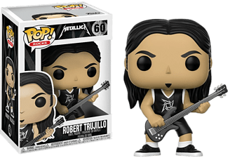 Figura - Funko Pop! Robert Trujillo, Metallica