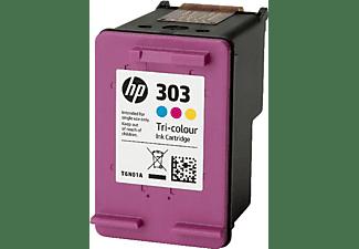 Cartucho de tinta - HP 303, Tricolor, T6N01AE