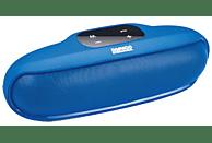 Altavoz inalámbrico - Daewoo DBT-04, Bluetooth, Radio FM, Manos libres, Azul