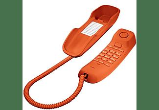 Teléfono - Gigaset DA210 Montaje sobremesa o pared, Naranja