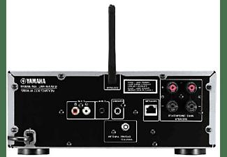 Microcadena - Yamaha MCR-N470D, 44W, Home audio, Bluetooth, AirPlay, negro