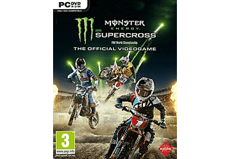 PC Monster Energy Supercross The Official Videogame