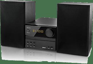 Microcadena - PEAQ PMS210BT-B, USB, Bluetooth