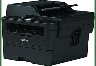 Impresora multifunción láser - Brother DCP-L2550DN, Monocromo, 34 ppm, Copia, Escaneado, Negro