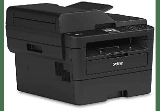 Impresora multifunción láser - Brother MFC-L2730DW, Monocromo, WiFi, USB, Doble Cara, Negro