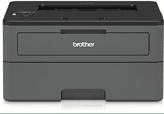 Impresora láser monocromo - Brother HL-L2375DW, 34 ppm, Doble cara, WiFi, Ethernet, Conexión